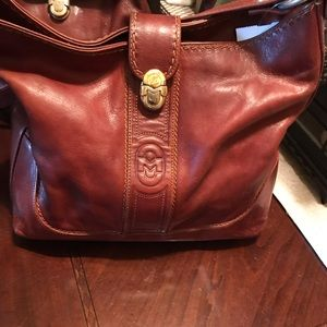 Marino Orlandi Leather bag